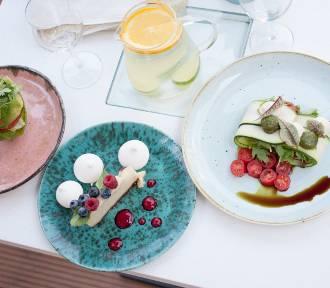 Na czym polega kuchnia witariańska? Restauracja Ambasada: Surowa lasagne'a, weghetti i sernik