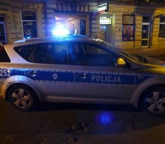 Strzelanina i pościg w Siemianowicach. Poszukiwany kierowca czarnego VW golfa