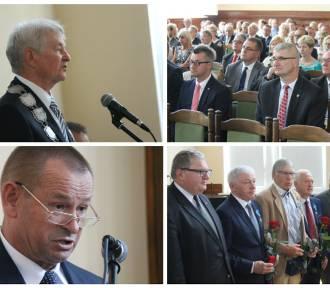 20 - lecie Powiatu Krotoszyńskiego: Uroczysta sesja Rady Powiatu [ZDJĘCIA + FILM]