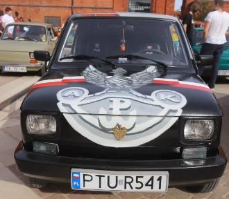 """Zlot """"maluchów"""" z całej Polski. Fiat 126 p nie jest produkowany od 20 lat - ZDJĘCIA"""
