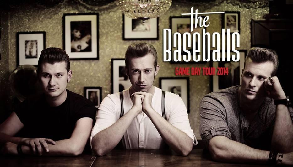 The Baseballs w Warszawie