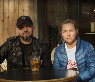 Peja i Kasia Bujakiewicz dla chorego Aleksa. Wylicytuj spotkanie!