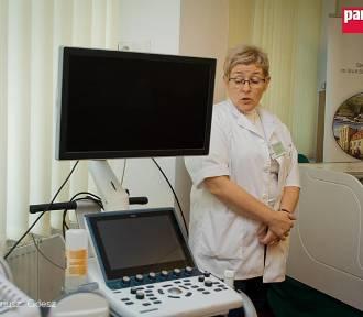 Wałbrzych: Szpital zakupił nowoczesny sprzęt do walki z chorobami nowotworowymi (ZDJĘCIA)