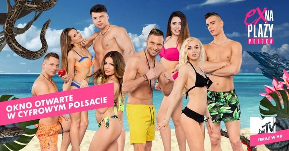 Ex na Plaży - będzie drugi sezon kontrowersyjnego programu. Znamy uczestników!