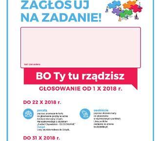 Budżet Obywatelski Samorządu Województwa Łódzkiego. Rusza głosowanie