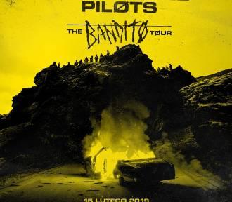 Amerykańska formacja Twenty One Pilots wystąpi w łódzkiej Atlas Arenie