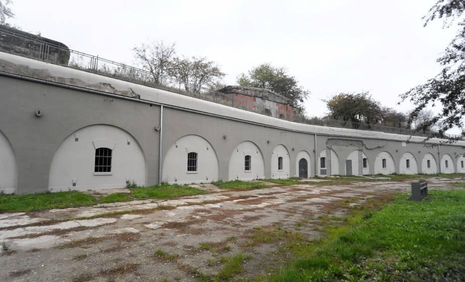 """Twierdza Przemyśl: Fort XI """"Duńkowiczki"""""""