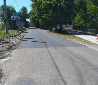 Kolejne odcinki dróg powiatowych zostały wyremontowane [FOTO]