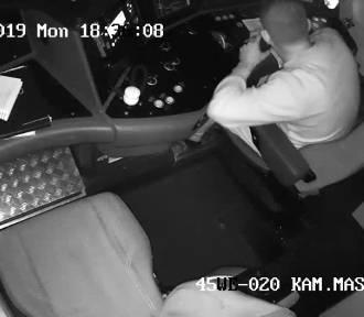 SZOK! Ktoś oślepił laserem maszynistę pociągu jadącego z Lubania do Wrocławia! [FILM Z KABINY]