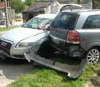 Trzy osoby ranne po wypadku w Zbrosławicach
