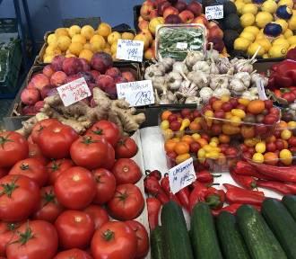 Oto najnowsze ceny owoców, warzyw i grzybów na targowisku we Wrocławiu (ZOBACZ)