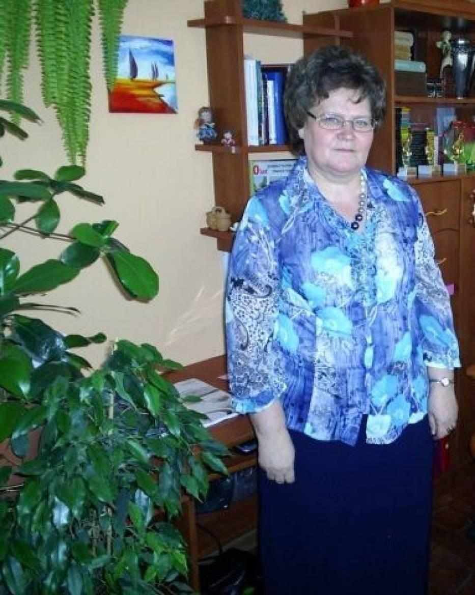 Lilia Filutowska dyrektor Szkoły Muzycznej w Radziejowie