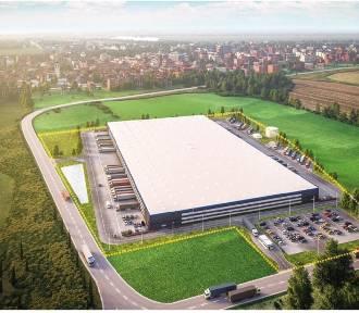 Potrzeba ludzi do pracy w ogromnym centrum logistycznym w Krośnie