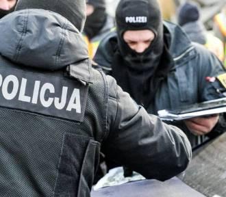 Policja rozbiła gang samochodowy działający na niespotykanie wielką skalę