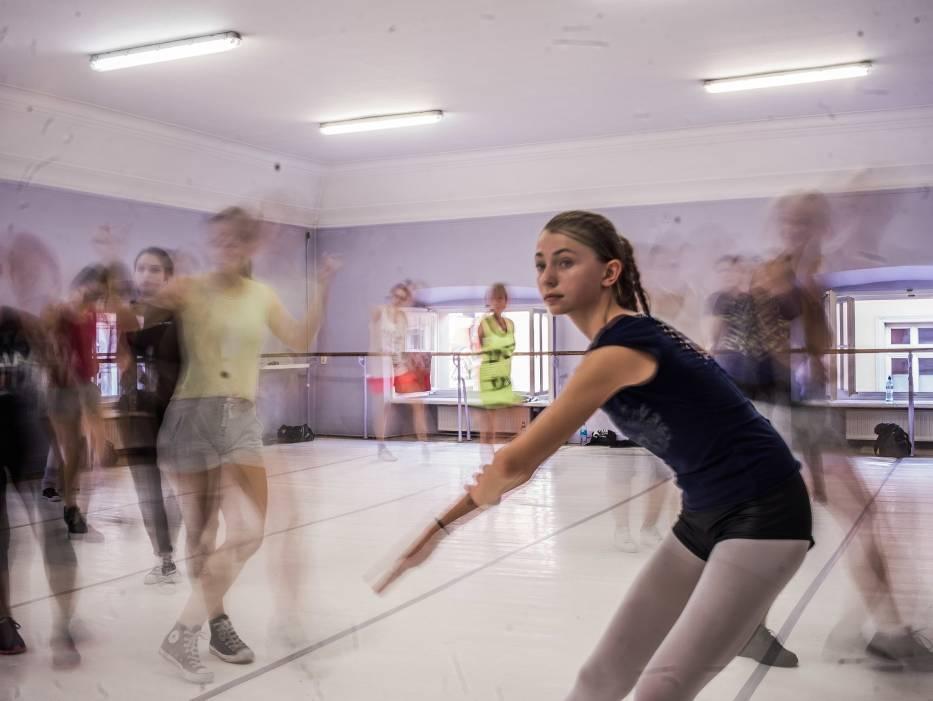 Dancing Poznań