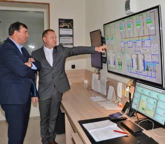 Kościan. Modernizacja stacji uzdatniania wody przy ul. Jesionowej [ZDJĘCIA]