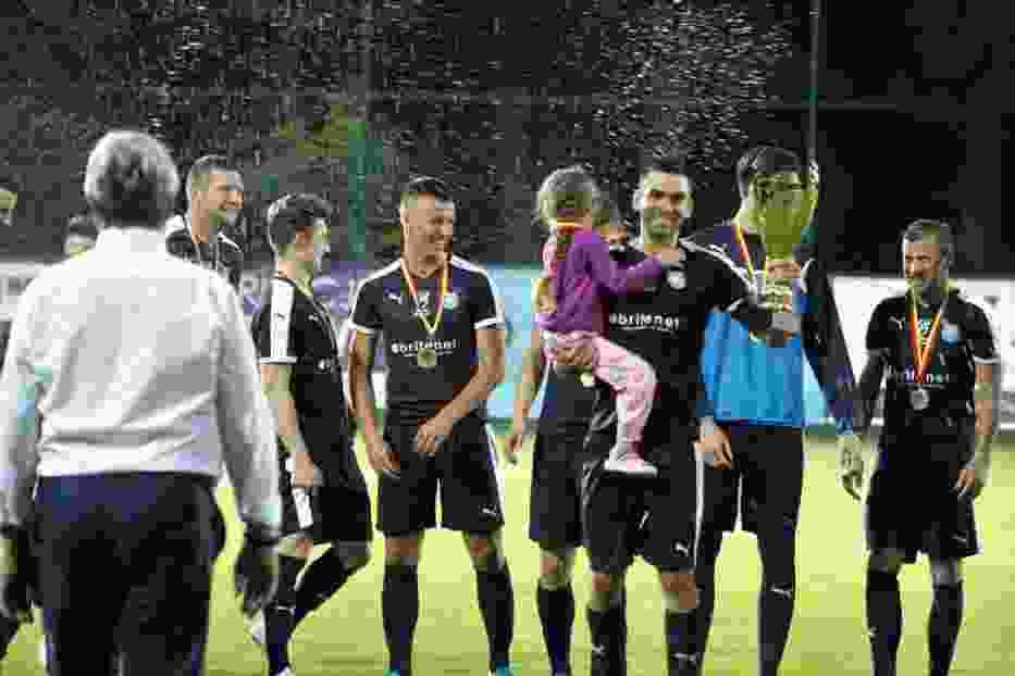Wojciech Wocial, mecz Victoria - Legia II (4:0)