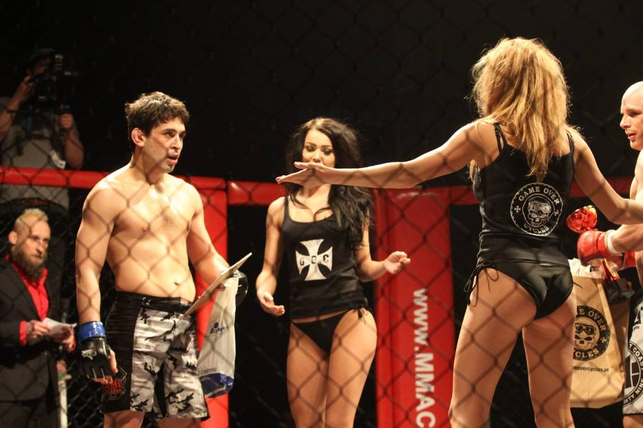Testosteron 2014: Gala MMA