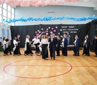 Zakończenie roku klas ósmych i gimnazjalnych SP nr 1 w Łęczycy