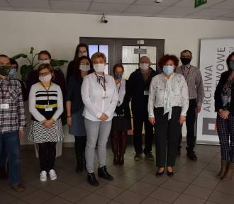 Kaliskie Archiwum Państwowe w roku pandemii. ZDJĘCIA
