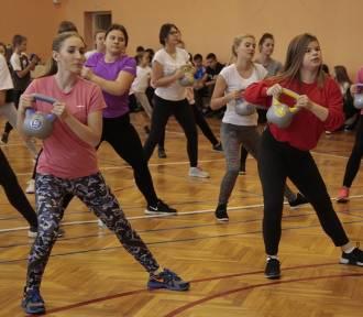 Pierwszy maraton fitness zorganizowała Jolanta Dolata z sycowskiego Stowarzyszenia Zdrowie-Ruch-Kondycja