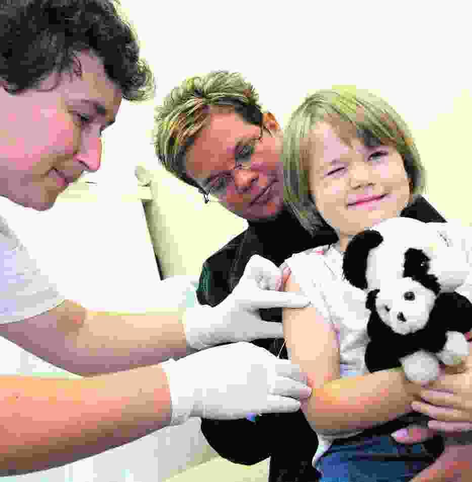 Szczepionka zmniejsza ryzyko zachorowania o połowę