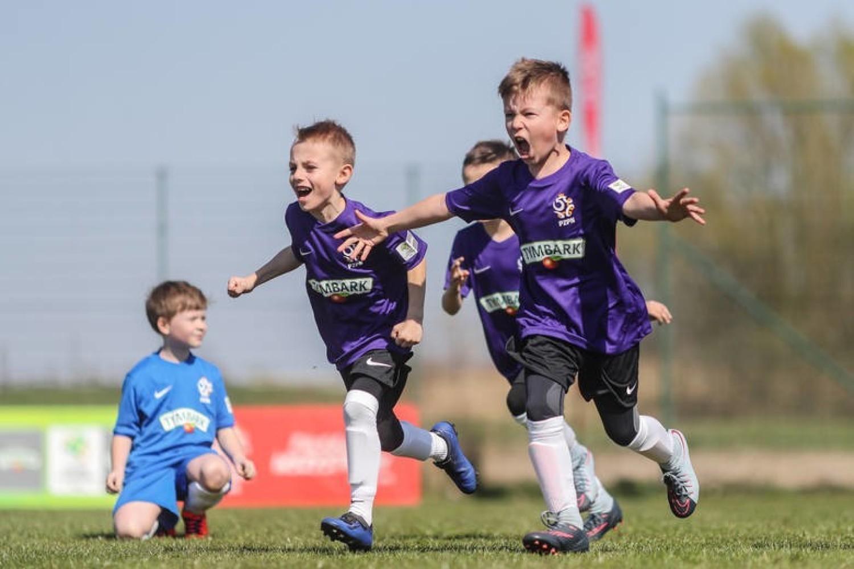 Na boiskach przy Łazienkowskiej i na PGE Narodowy w akcji zobaczymy największe talenty piłkarskie w Polsce