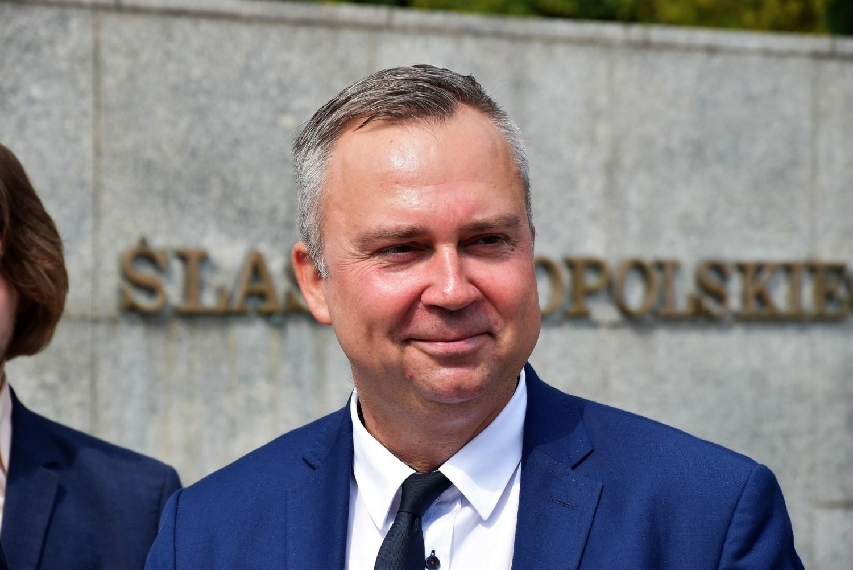 """Piotr Woźniak, lider SLD w regionie, ma być """"dwójką"""" opolskiej listy lewicy do Sejmu na wybory parlamentarne 2019"""