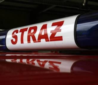 29 pożarów, a 21 razy ulatniał się czad