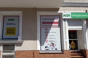 Superpolisa Ubezpieczenia Oddział nr 1 w Szczecinie