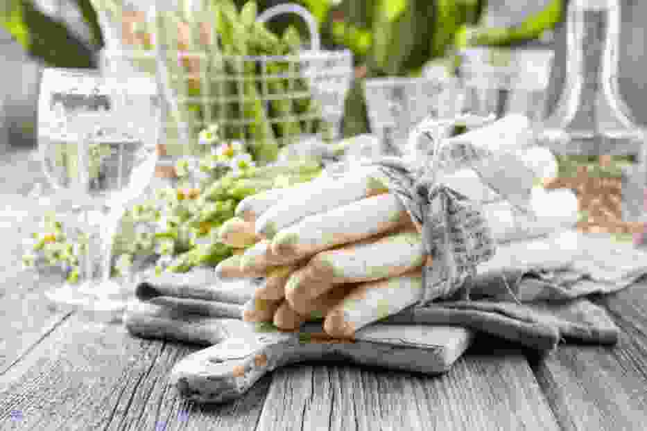 Białe szparagi - jak przyrządzić?