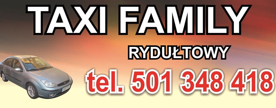 Taxi Rydultowy
