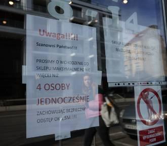 W poznańskich sklepach, aptekach i urzędach jest bezpiecznie?