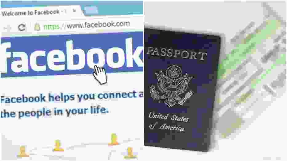 Dane do logowania na Facebooka we wniosku wizowym? USA chce wprowadzić zmiany