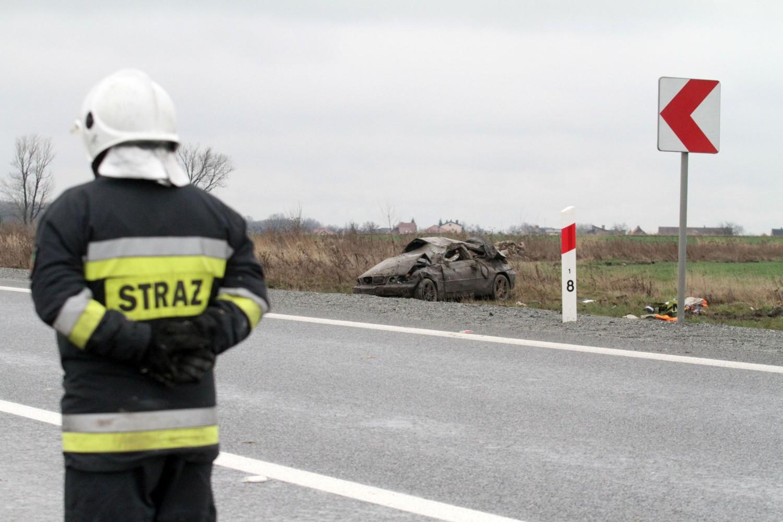 Do śmiertelnego wypadku doszło w miejscowości Morzyce w powiecie radziejowskim