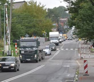 Przejazd kolejowy w Chełmku do remontu. Droga wojewódzka 780 będzie nieprzejezdna