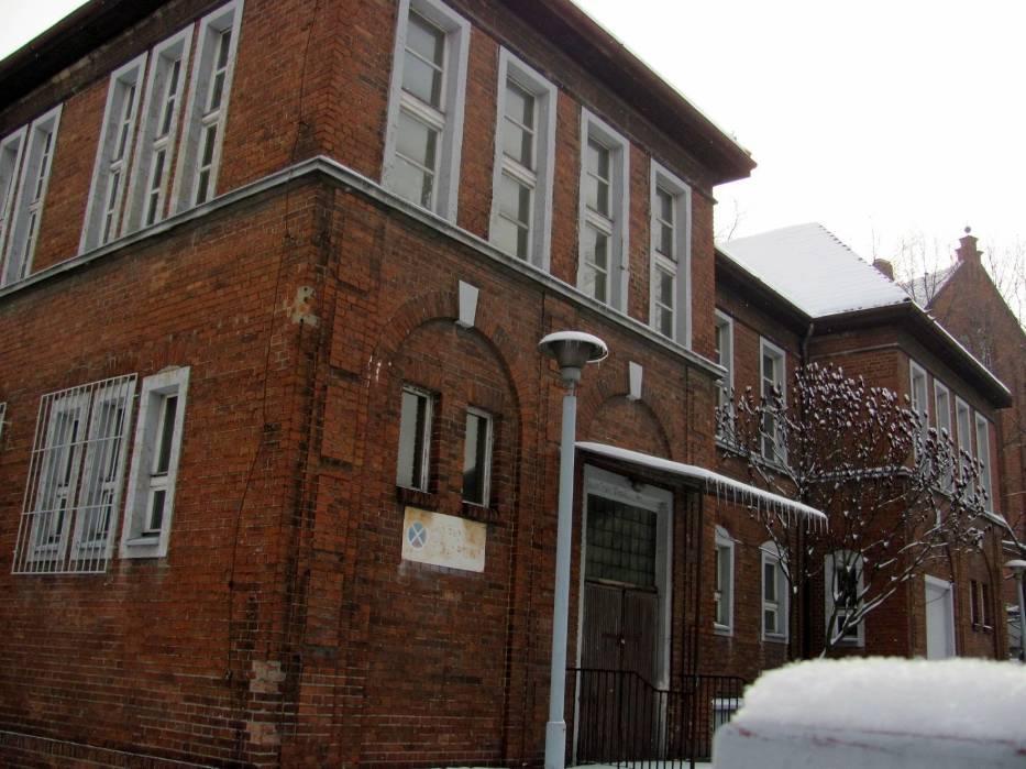 Budynek dawnej Dermatologii Szpitala Juliusz