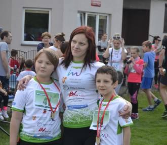Aktywnie dla Agatki: dzieci pobiegły z pomocą Agatce [ZDJĘCIA]