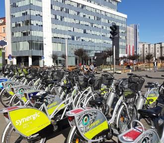 Od 1 czerwca 12 nowych stacji rowerów miejskich
