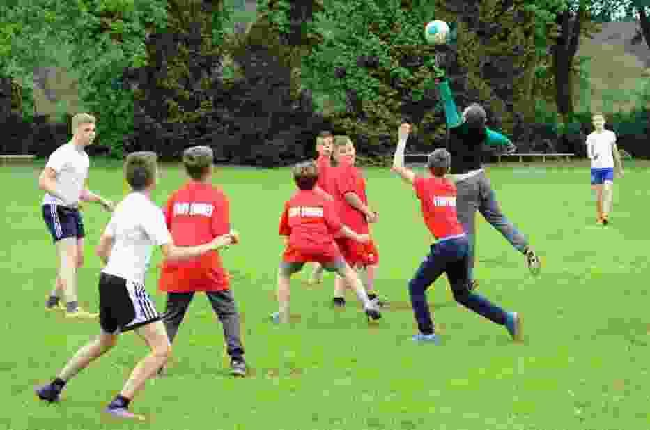 Turniej piłkarski w Bledzewie