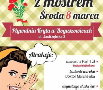 Dzień kobiet w Rybniku w... rajtuzach PROGRAM ATRAKCJI