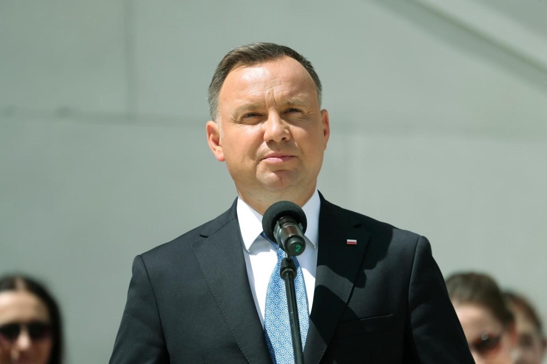 Andrzej Duda: Czekam na Rafała Trzaskowskiego z wyciągnięta dłonią