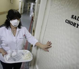 Koronawirus atakuje za granicą, a w Pleszewie szaleje grypa