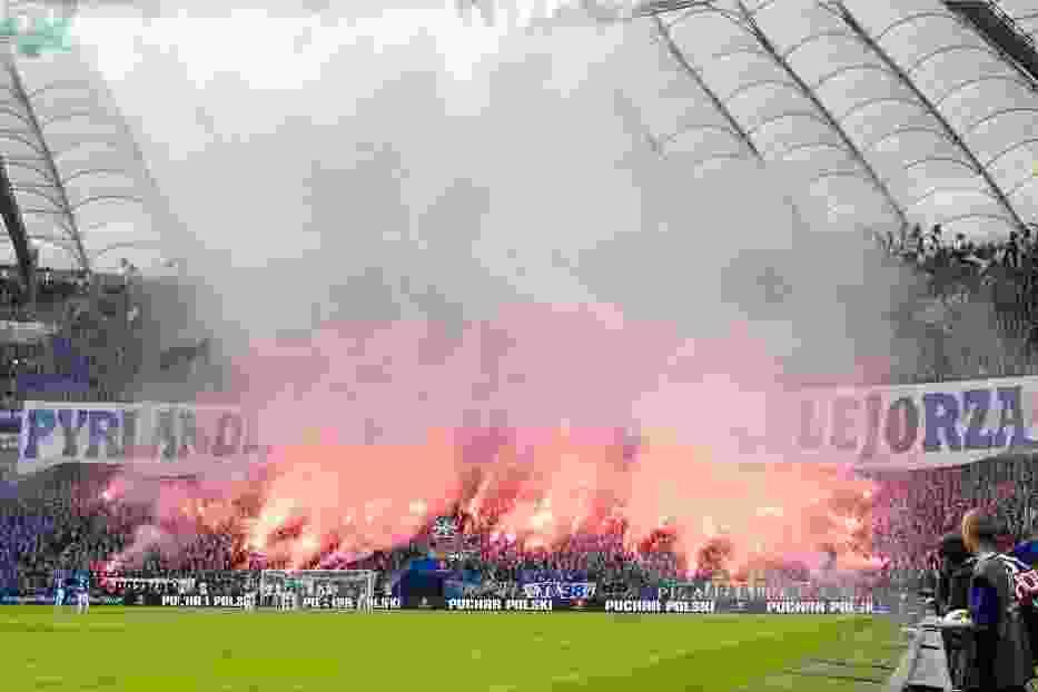 Stadion Lecha Poznań zamknięty. To kara UEFA