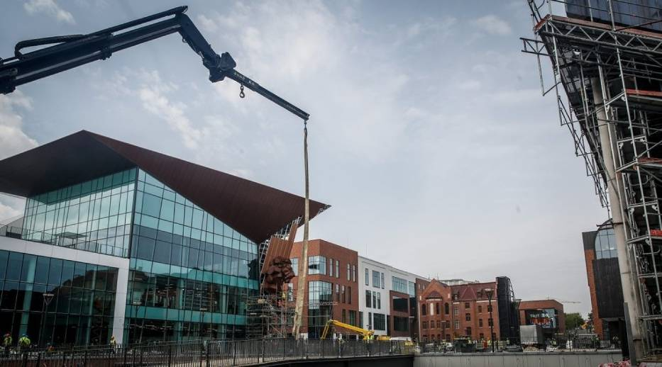 Odwołano otwarcie Forum Gdańsk