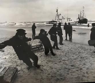Historia na morzu: tak SAR ratował dwa kutry z Władysławowa   ZDJĘCIA