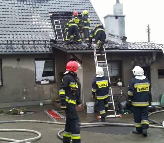 Pożar domu sześcioosobowej rodziny. Trwa zbiórka na remont