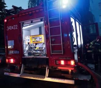 Czad w Żarach Dwoje dzieci zatruło się tlenkiem węgla. Zostały odwiezione do szpitala