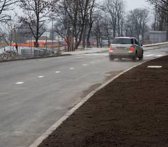 Otwarcie ulicy Zroślak w Gdańsku