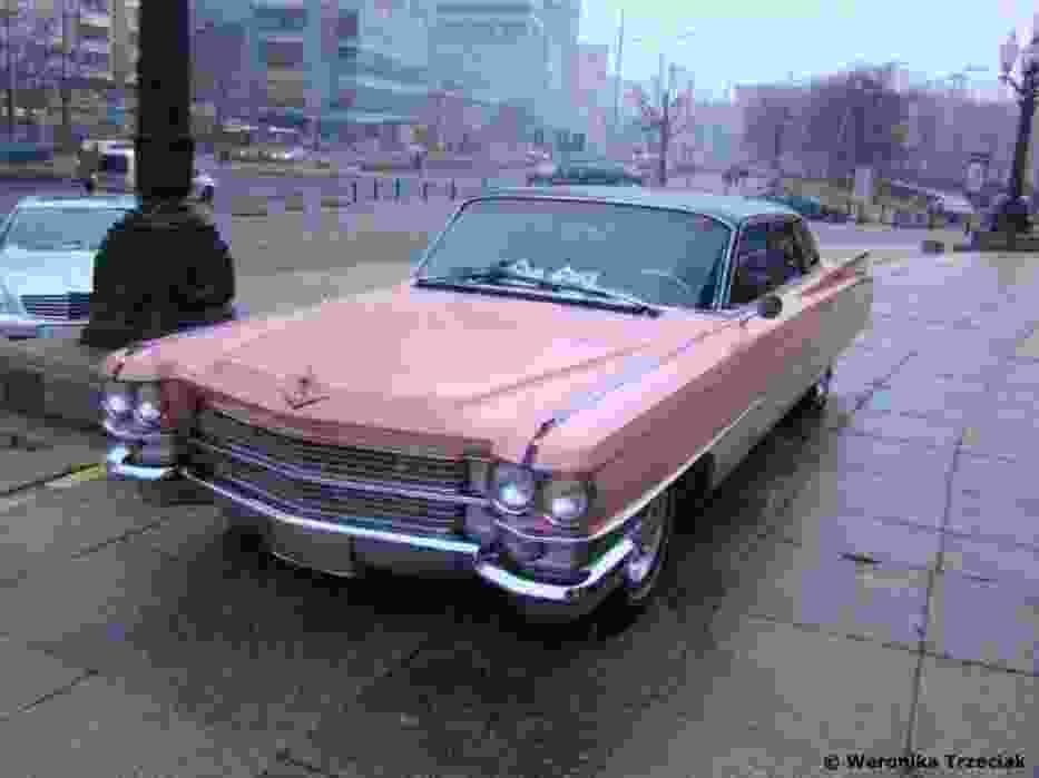 Właśnie dlatego różowy Cadillac jest synonimem Elvisa Presleya